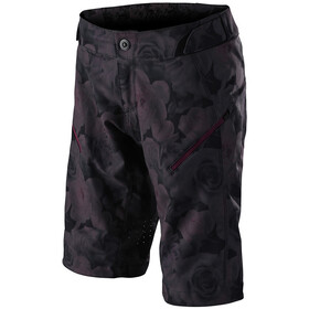 Troy Lee Designs Lilium Shell Short Femme, floral black